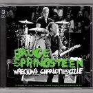 Bruce Springsteen Live 2012 Virginia Charlottesville John Paul Jones Arena 3-CD