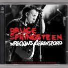 Bruce Springsteen Live 2012 North Carolina Greensboro Coliseum 3-CD