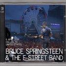 Bruce Springsteen Live 2014 Dallas Texas March Madness Music Festival FM 3-CD