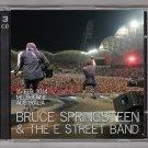 Bruce Springsteen Live 2014 Australia Melbourne AAMI Park SBD 3-CD
