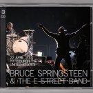 Bruce Springsteen Live 2014 Pittsburgh Pennsylvania Consol Energy Center SBD 3-CD