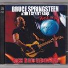 Bruce Springsteen Live 2016 Portugal Lisbon Parque da Bela Vista SBD 3-CD
