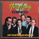 Huey Lewis Live 1986 Portland Oregon Memorial Coliseum FM CD