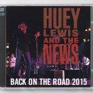 Huey Lewis Live 2015 Iowa Sioux City Tyson Events Center Parking Lot Matrix 2-CD