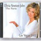 Olivia Newton John Live 2002 Las Vegas Nevada The Paris 2-CD
