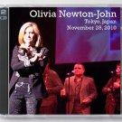 Olivia Newton John Live 2010 Tokyo Japan JCB Hall 2-CD