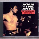 Adam Ant Live Demos 1978-1979 Marquee Club Studio Recordings CD