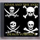 Adam Ant Demos Volume #3 Remixes Alternate Acappella Outtakes 2-CD