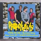 Rockpile Live 1978 Bottom Line New York WNEW FM Broadcast CD
