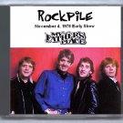 Rockplie Live 1978 My Father's Place New York WLIR FM Broadcast CD