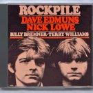 Rockpile Live 1978 University of Maryland College Park WHFS FM Broadcast CD