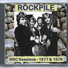 Rockpile Live 1977 1979 BBC Sessions San Francis FM Broadcast CD