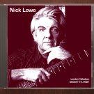 Nick Lowe Live 2001 London England Palladium SBD CD