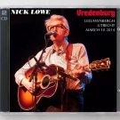 Nick Lowe Live 2014 Utrecht Netherlands Vredenburg Leeuwenbergh 2-CD