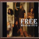 Free Live 1970 Berlin Germany CD