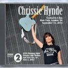 Pretenders Chrissie Hynde Live London Hyde Park BBC Radio 2 + NYC Electric Studios FM CD