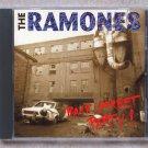 Ramones Live 1991 Switzerland Leysin Festival SBD CD