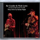 Ry Cooder Nick Lowe Live 2009 Rome Italy Auditorium Parco della Musica CD