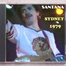 Santana Live 1979 Australia Sydney Hordern Pavilion SBD CD