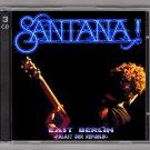 Santana Live 1987 Germany Berlin Palast der Republik FM 3-CD