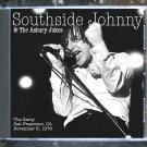 Southside Johnny & The Asbury Jukes Live 1976 San Francisco The Savoy FM CD