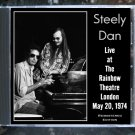 Steely Dan Live 1974 London Rainbow Theatre SBD CD