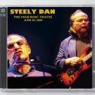 Steely Dan Live 2000 Detroit Michigan Pine Knob Amphitheater SBD 2-CD