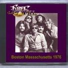 Firefall Live 1976 Boston Massachusetts Paul's Mall CD