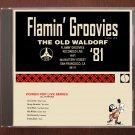 Flamin' Groovies Live 1981 San Francisco California The Old Waldorf SBD CD