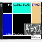 J. Geils Band Live 1968 Canada Montreal New Penelope Club SBD 2-CD