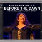 Kate Bush Live 2014 London Hammersmith UK Eventim Apollo 3-CD