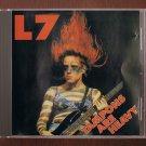 L7 Live 1992 Reading Festival England CD