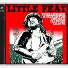 Little Feat Live 1976 Urbana Illinois Foellenger Auditorium FM 2-CD