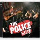 The Police Live 2008 Osaka Japan Kyocera Dome + Fiction Plane IEM 2-CD