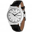 Slava Tradition Russian Mechanical Wrist Watches for men 1231405/300-2428 White