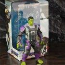 """8"""" Hulk Quantum Suit Marvel Avengers 4 Endgame Action Figure PVC Toy Collectible"""