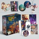 Deluxe Identity V Ultimate Fan Collectible Gift Box Water Bottle Posters Postcards
