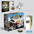 PUBG Ultimate Fan Collectible Gift Box Water Bottle Posters Postcards