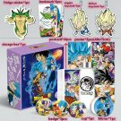 Deluxe Dragon Ball Ultimate Fan Collectible Gift Box Water Bottle Posters Postcards