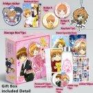 Deluxe Cardcaptor Sakura Ultimate Fan Pack Collectible Gift Box