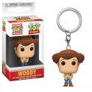 Woody Funko Pocket POP! Keychain Action Figure Minifigure Doll Toy