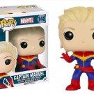 Captain Marvel POP Action Figure Collectible Doll Toy Desk Decoration