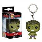 Hulk Funko Pocket POP! Keychain Action Figure Minifigure Doll Toy