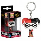 Harley Quinn Funko Pocket POP! Keychain Action Figure Minifigure Doll Toy