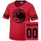 Game of Thrones Targaryen Short Sleeve Casual Sports T-shirt Unisex