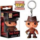 Freddy Kruger Funko Pocket POP! Keychain Action Figure Minifigure Doll Toy