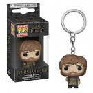 Game of Thrones Lannister Funko Pocket POP! Keychain Action Figure Minifigure Doll Toy