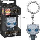 Game of Thrones Night King Funko Pocket POP! Keychain Action Figure Minifigure Doll Toy