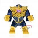 Thanos Action Figure Minifigure Big Figure Collectible Doll Toy Decoration
