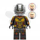 Wasp Action Figure Minifigure Block Toy